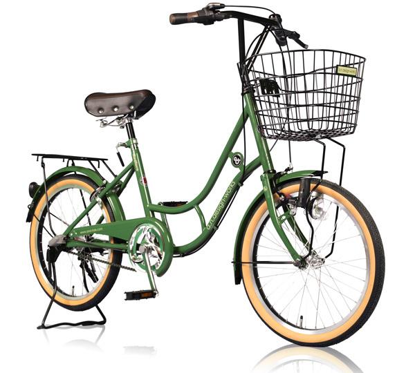 ミニシティサイクル・自転車